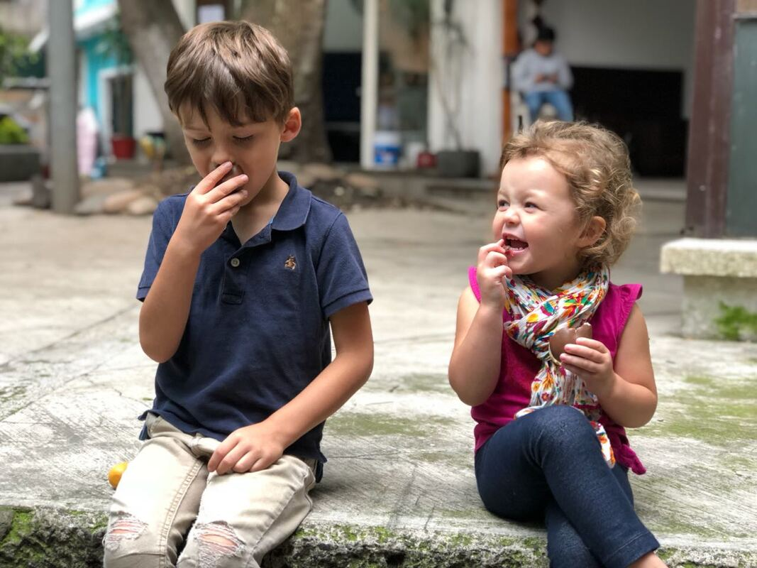 Expat Children in Mexico
