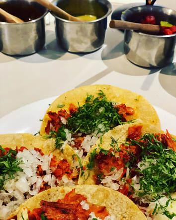 Tacos Al Pastor Mexico City