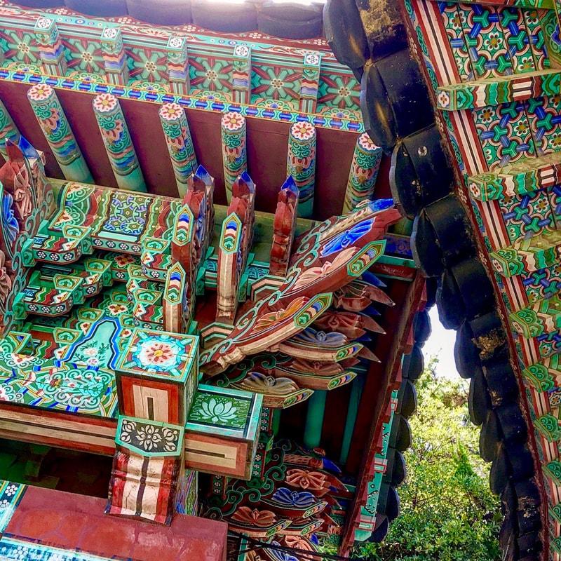 Haedong Yonggungsa Temple in Busan